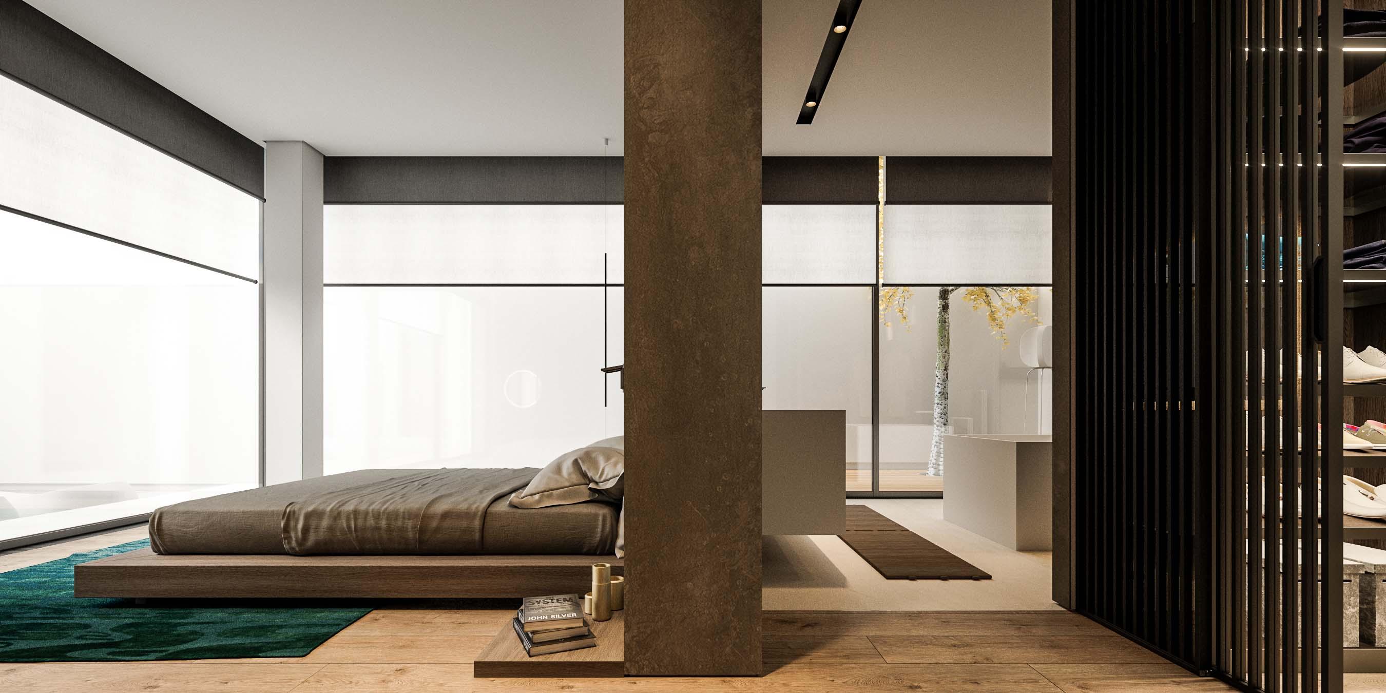 lumina naturala in dormitor hype project
