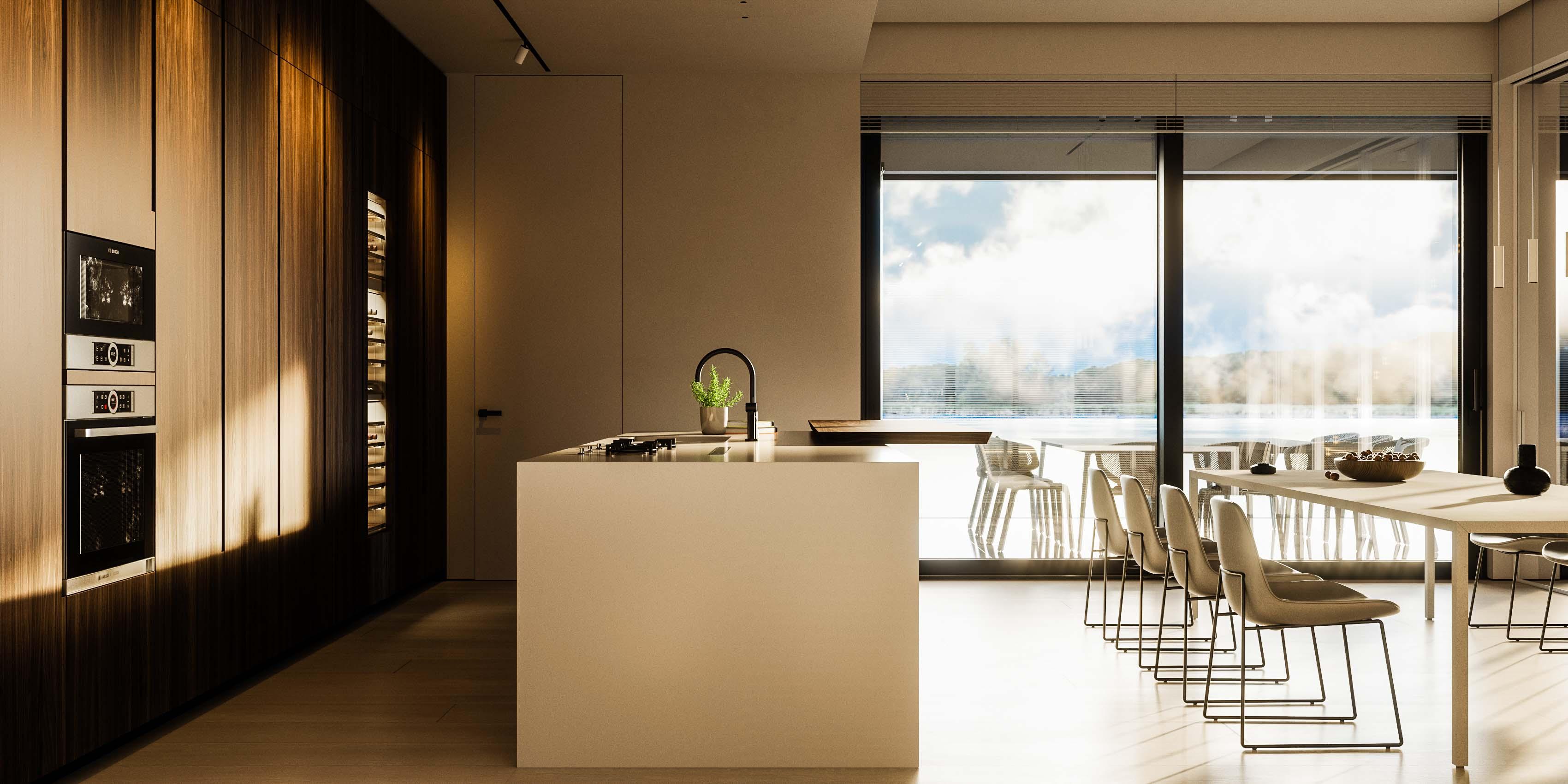 rolul luminii naturale in designul interior