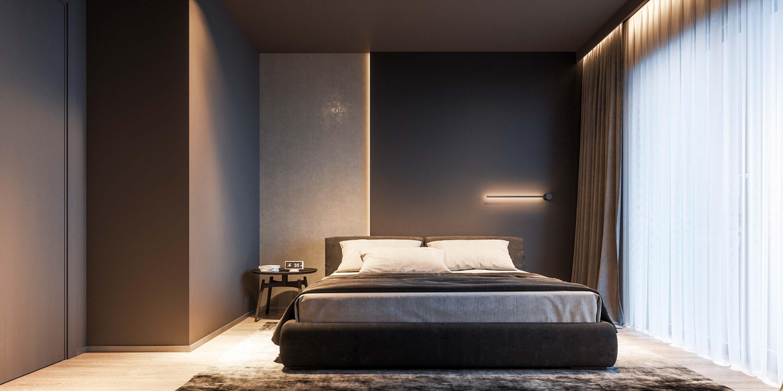 dormitor design interior