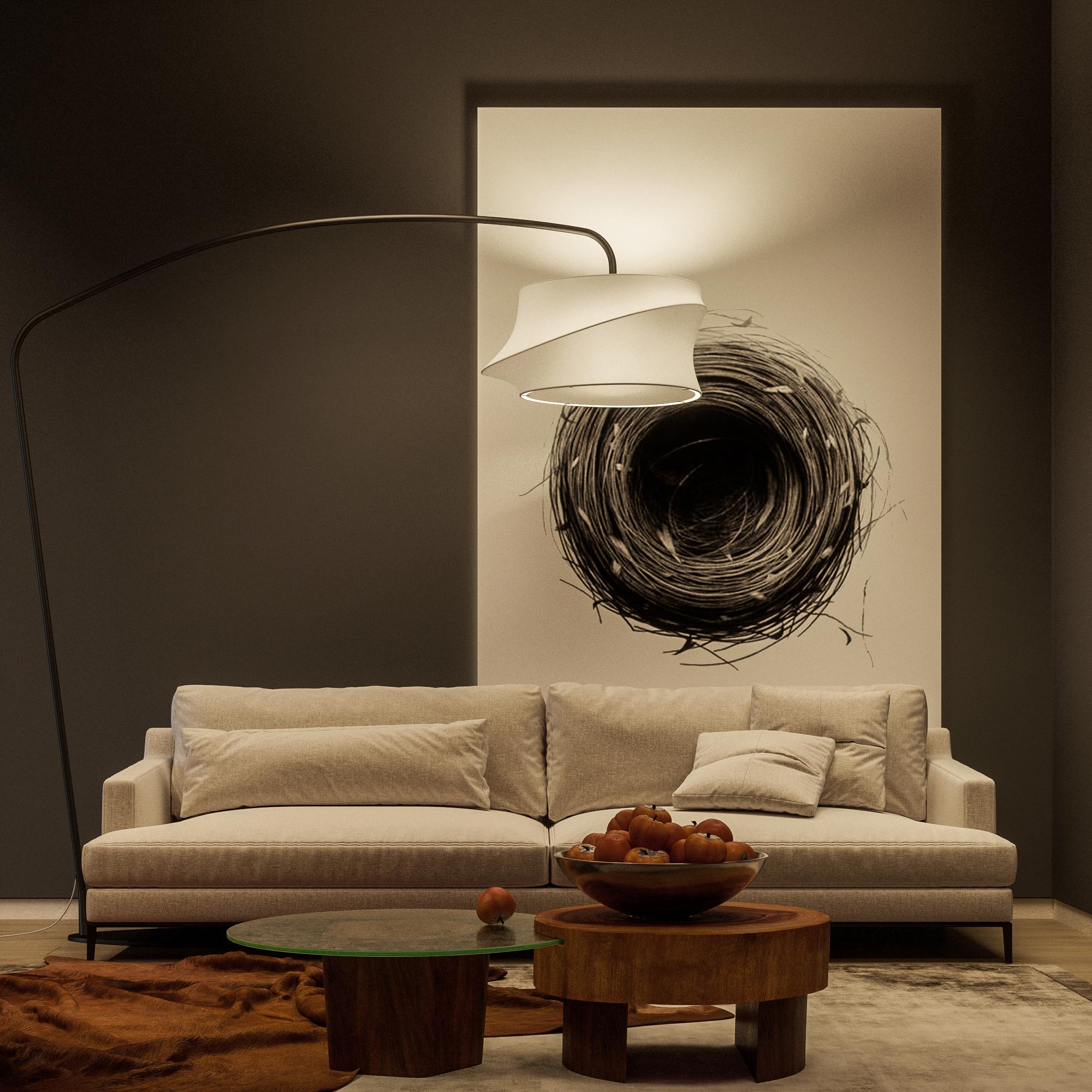 Living Room - Design Interior Atemporal