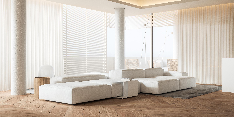 Living Room - Penthouse CS
